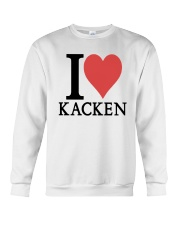 I Love Kacken Shirt Crewneck Sweatshirt thumbnail