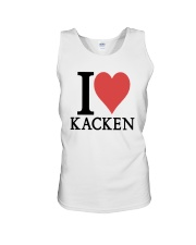 I Love Kacken Shirt Unisex Tank thumbnail