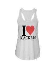 I Love Kacken Shirt Ladies Flowy Tank thumbnail