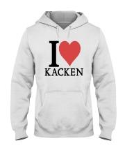 I Love Kacken Shirt Hooded Sweatshirt thumbnail
