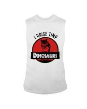 Mouse I Raise Tiny Dinosaurs Shirt Sleeveless Tee thumbnail