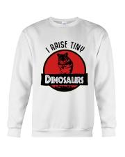 Mouse I Raise Tiny Dinosaurs Shirt Crewneck Sweatshirt thumbnail