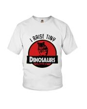 Mouse I Raise Tiny Dinosaurs Shirt Youth T-Shirt thumbnail