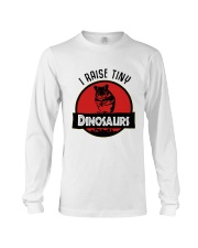 Mouse I Raise Tiny Dinosaurs Shirt Long Sleeve Tee thumbnail