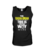 Father's Day The Dadalorian This Is The Way Shirt Unisex Tank thumbnail
