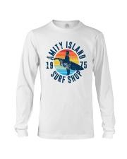 Vintage Amity Island Surf Shop 1975 Shirt Long Sleeve Tee thumbnail