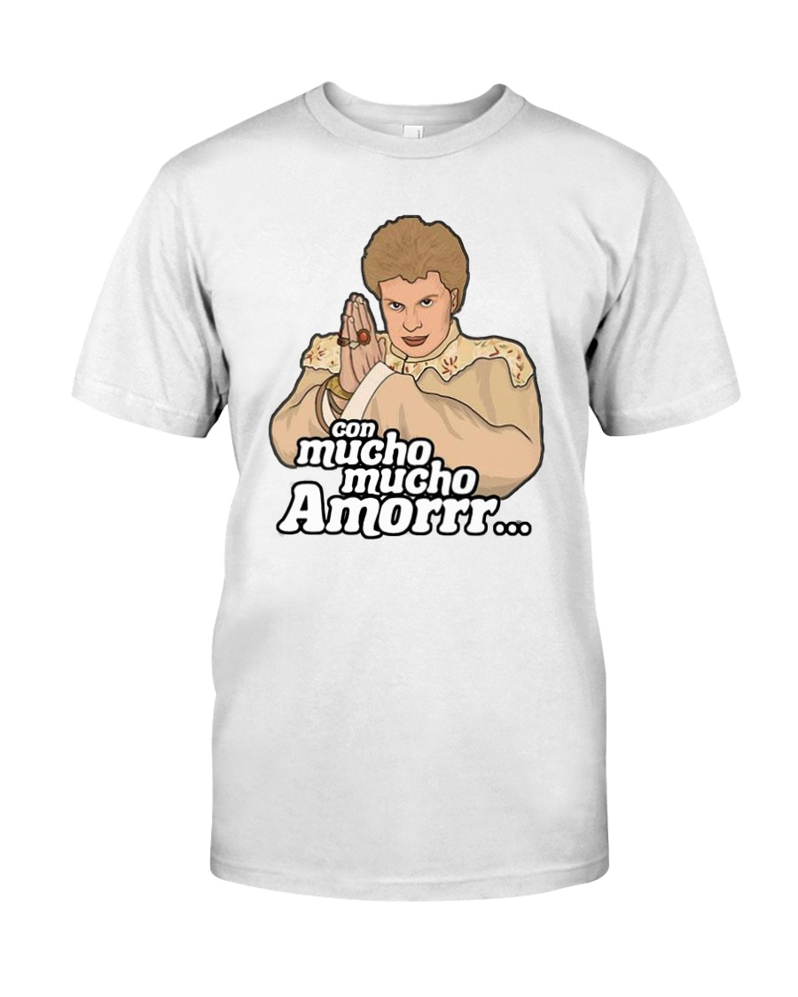 Con Mucho Mucho Amor Shirt Classic T-Shirt
