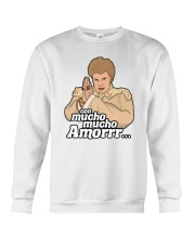 Con Mucho Mucho Amor Shirt Crewneck Sweatshirt thumbnail