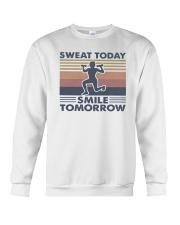 Vintage Sweat Today Smile Tomorrow Shirt Crewneck Sweatshirt thumbnail