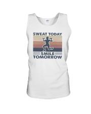 Vintage Sweat Today Smile Tomorrow Shirt Unisex Tank thumbnail