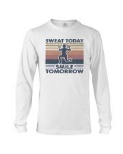 Vintage Sweat Today Smile Tomorrow Shirt Long Sleeve Tee thumbnail