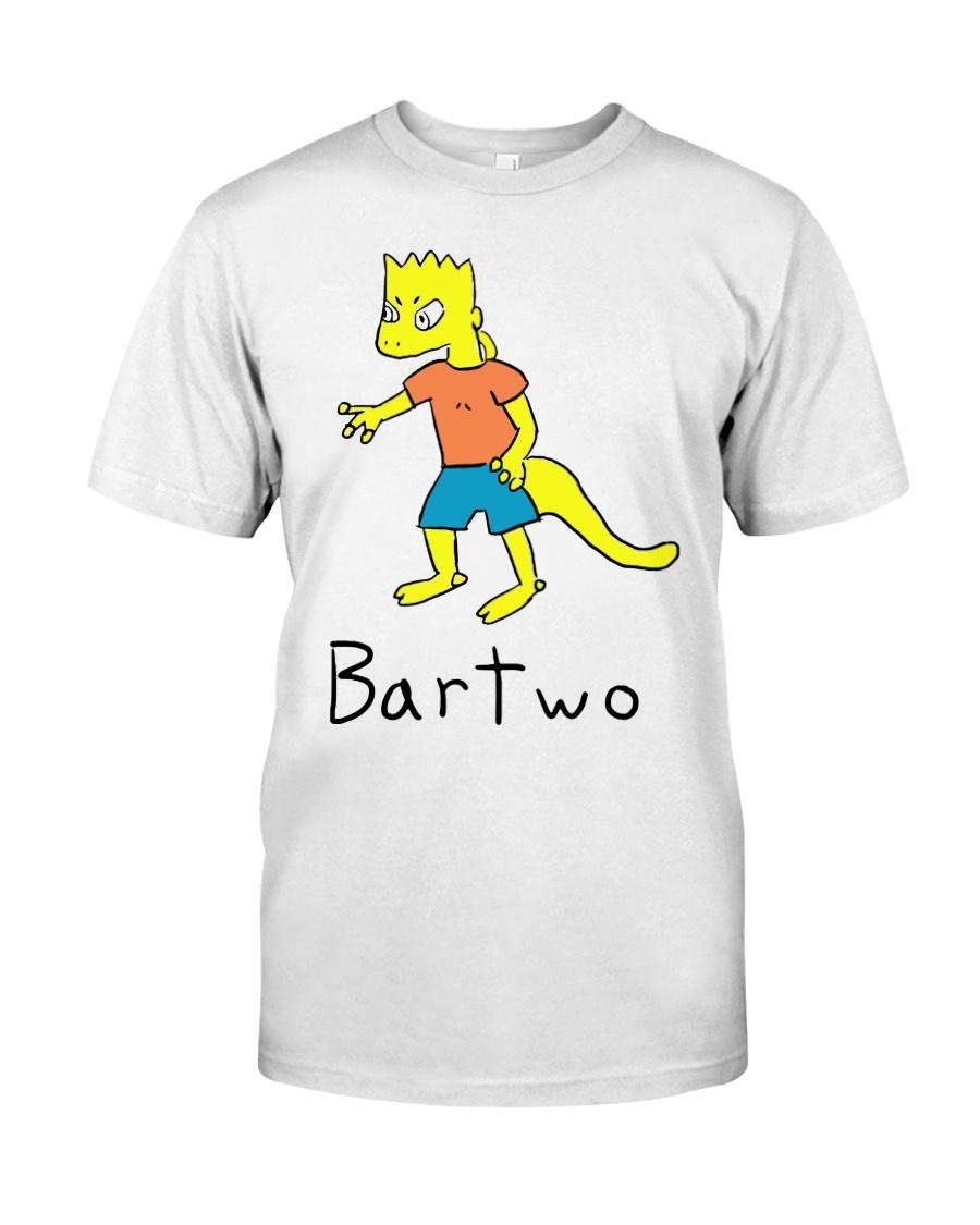 Simpson Bartwo Shirt Classic T-Shirt