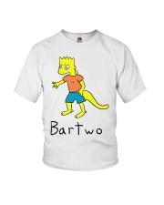 Simpson Bartwo Shirt Youth T-Shirt thumbnail