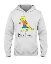 Simpson Bartwo Shirt Hooded Sweatshirt thumbnail
