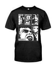 Janet Dr Scott Janet Brad Rocky Shirt Classic T-Shirt front