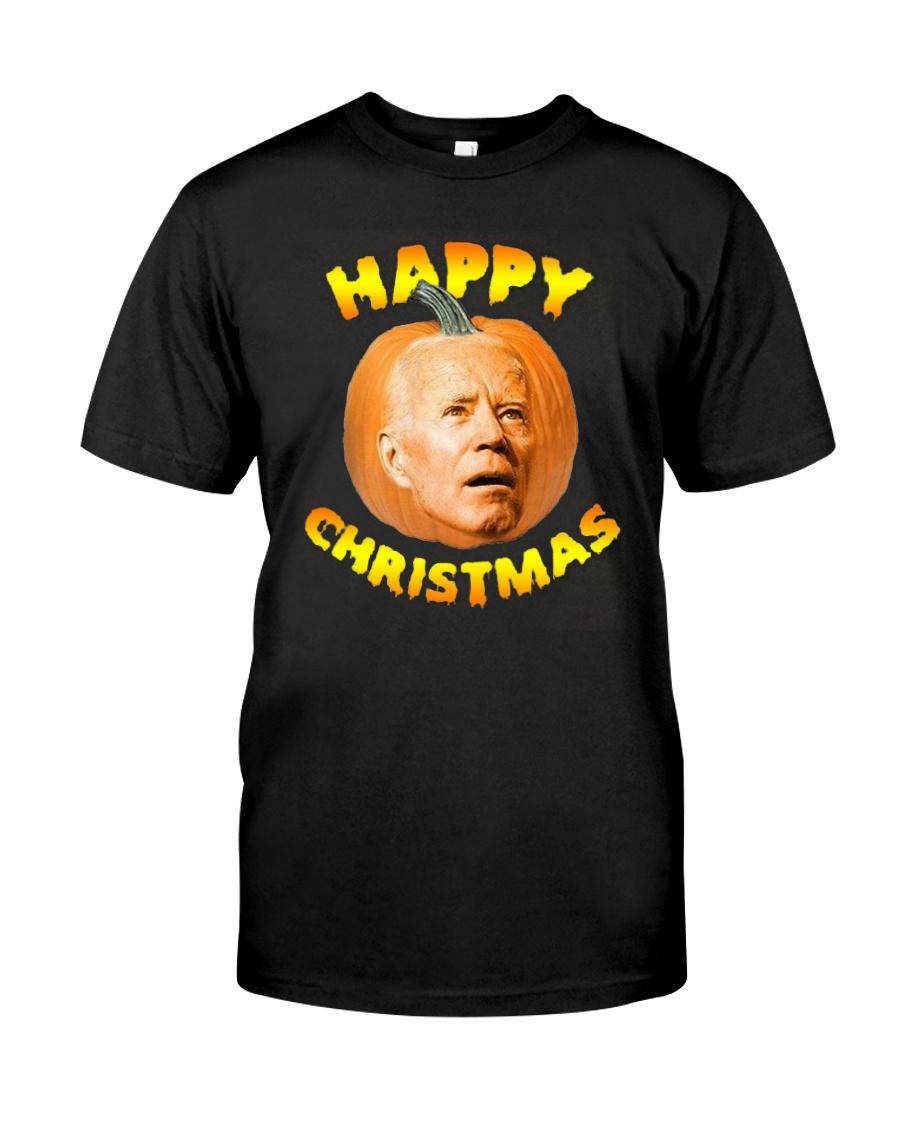 Joe Biden Happy Christmas Shirt Classic T-Shirt