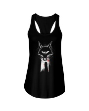 Wolf Retribution Shirt Ladies Flowy Tank thumbnail