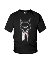 Wolf Retribution Shirt Youth T-Shirt thumbnail