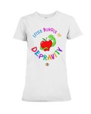 Little Bundle Of Depravity Shirt Premium Fit Ladies Tee thumbnail