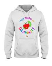 Little Bundle Of Depravity Shirt Hooded Sweatshirt thumbnail