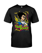 Vegeta The Fresh Prince Of All Saiyans Shirt Premium Fit Mens Tee front