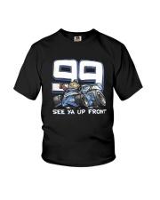 Jimmie Johnson See Ya Up Front Shirt Youth T-Shirt thumbnail