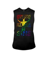 Drklght Effy Lives For Your Sins Shirt Sleeveless Tee thumbnail