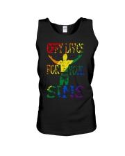 Drklght Effy Lives For Your Sins Shirt Unisex Tank thumbnail