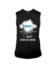 Walmart Covid 19 2020 I Can't Stay At Home Shirt Sleeveless Tee thumbnail
