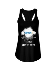 Walmart Covid 19 2020 I Can't Stay At Home Shirt Ladies Flowy Tank thumbnail