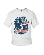 Charlotte Clymer Electable If You Fucking Shirt Youth T-Shirt thumbnail