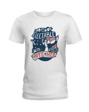 Charlotte Clymer Electable If You Fucking Shirt Ladies T-Shirt thumbnail