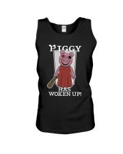Piggy Has Woken Up Shirt Unisex Tank thumbnail