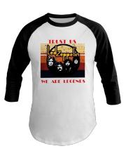 Vintage Trust Us Led Zeppelin We Are Legend Shirt Baseball Tee thumbnail