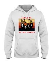 Vintage Trust Us Led Zeppelin We Are Legend Shirt Hooded Sweatshirt thumbnail