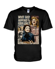 What Ever Happened To Baby Jane Shirt V-Neck T-Shirt thumbnail