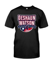 Deshaun Watson Foundation 4 Shirt Premium Fit Mens Tee thumbnail