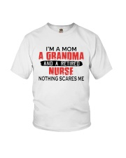 I'm A Mom A Grandma And A Retired Nurse Shirt Youth T-Shirt thumbnail