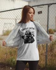 Bear Rocky Mtn Natl Park Shirt Classic T-Shirt apparel-classic-tshirt-lifestyle-07