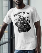 Bear Rocky Mtn Natl Park Shirt Classic T-Shirt apparel-classic-tshirt-lifestyle-front-39