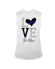 Love The Blue Shirt Sleeveless Tee thumbnail