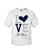 Love The Blue Shirt Youth T-Shirt thumbnail