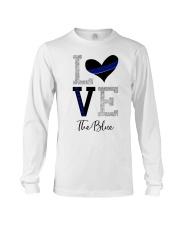 Love The Blue Shirt Long Sleeve Tee thumbnail
