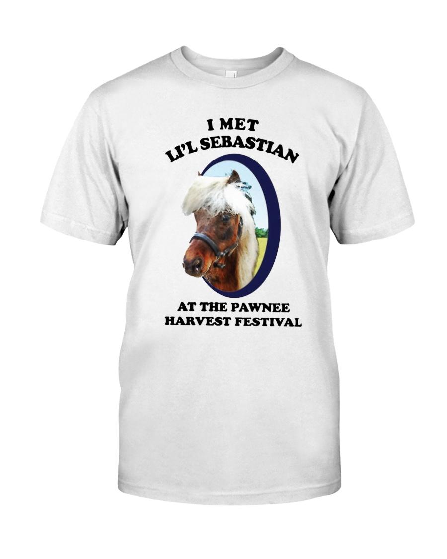 I Met Lil Sebastian Shirt Classic T-Shirt