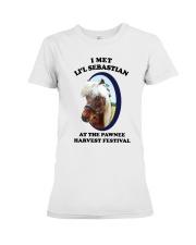 I Met Lil Sebastian Shirt Premium Fit Ladies Tee thumbnail