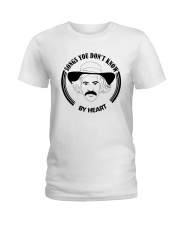 Songs You Dont Know By Heart Shirt Ladies T-Shirt thumbnail