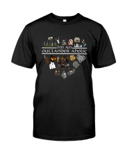 I'm An Outlander Aholic Shirt Classic T-Shirt thumbnail