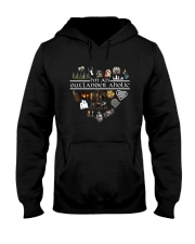 I'm An Outlander Aholic Shirt Hooded Sweatshirt thumbnail