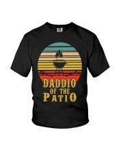 Vintage Daddio Of The Patio Shirt Youth T-Shirt thumbnail