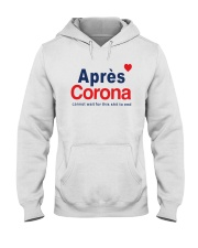 Lisa Rinna Apres Corona Shirt Hooded Sweatshirt thumbnail